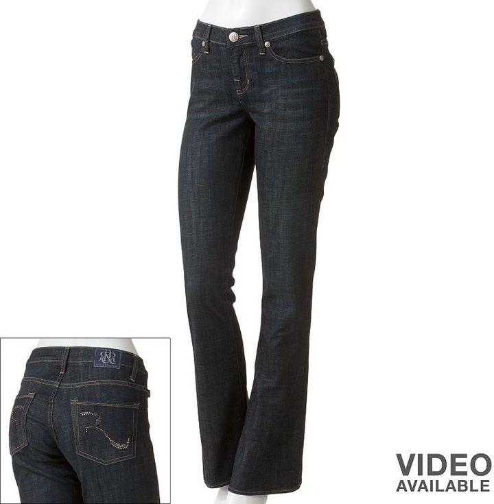 Rock & Republic Rock and republic kassandra bootcut jeans