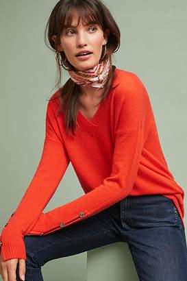 Charli Cashmere V-Neck Pullover