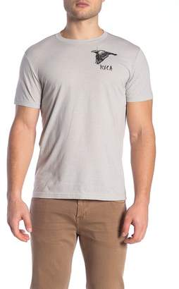 RVCA Living Conditions Graphic Tee