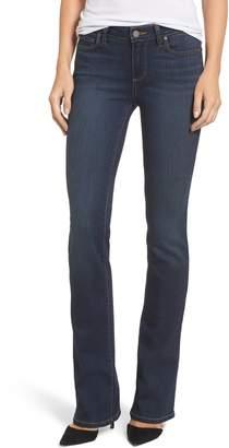 Paige Transcend - Manhattan Bootcut Jeans