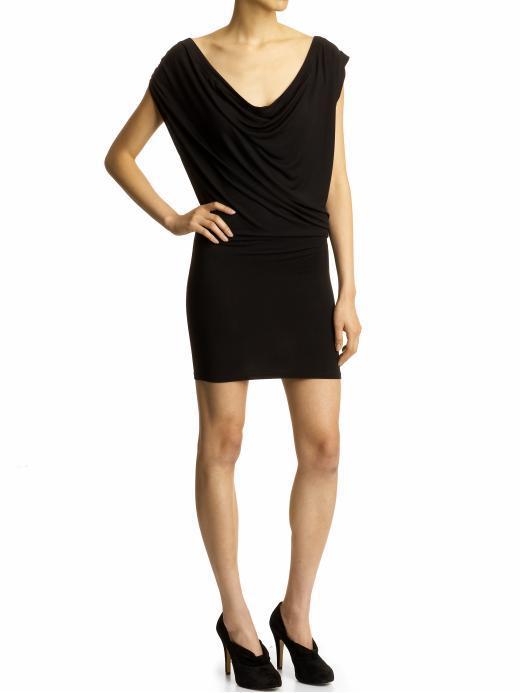 Riller & Fount Rio Draped Mini Dress