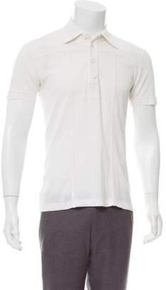 Dolce & Gabbana Short Sleeve Polo Shirt