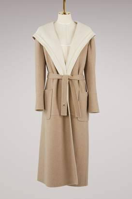 Loro Piana Long Cashmere Edward Coat