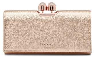 437e9c907aa87 ... Ted Baker Pamelia Leather Bobble Matinee Wallet