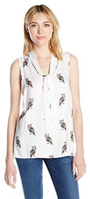 G.H. Bass & Co. Women's Owls Top