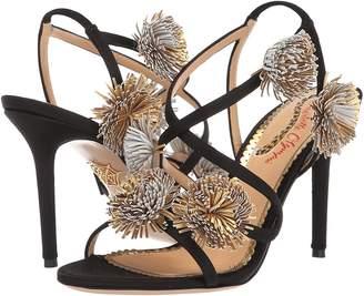 Charlotte Olympia HG Sandal Pompom High Heels