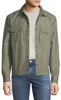Frame Men's Cotton Work Jacket