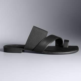Vera Wang Simply Vera Pavilion Women's Sandals