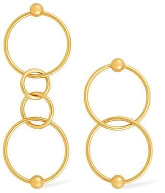 Rachel Zoe Elyse Multi-Hoop Earrings