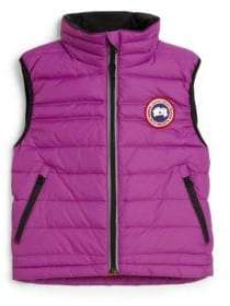 Canada Goose Little Girl's Bobcat Vest