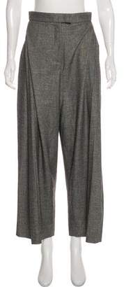 Barbara Casasola High-Rise Knit Culottes