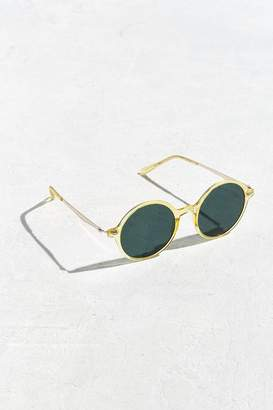 Urban Outfitters Retro Leon Round Sunglasses
