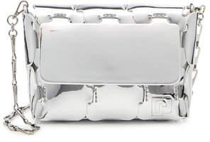 Paco Rabanne Mini Leather Shoulder Bag