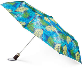 totes Signature Auto-Open Compact Umbrella with NeverWet