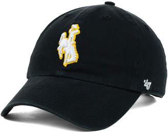 '47 Wyoming Cowboys Clean-Up Cap