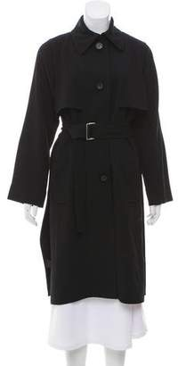 Rosetta Getty Belted Long Coat
