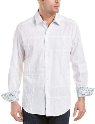 Robert Graham Duke Classic Fit Woven Shirt