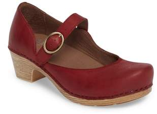 Dansko Missy Mary Jane Clog
