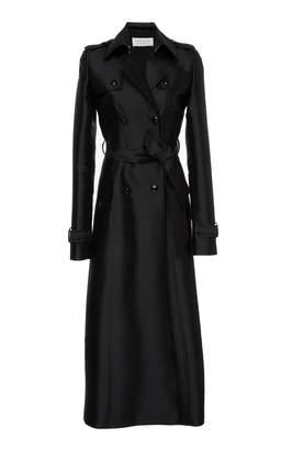 Gabriela Hearst Cassatt Trench Dress