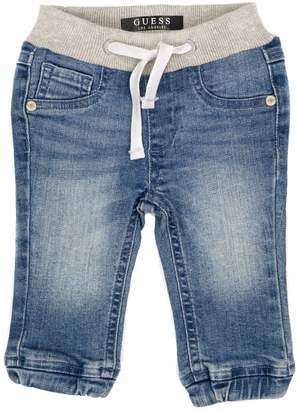 GUESS Boy's Knit Skinny Jeans