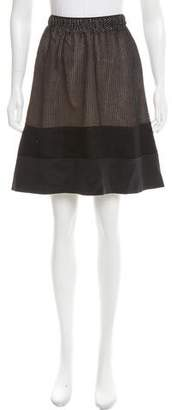 Schumacher Dorothee A-Line Knee-Length Skirt