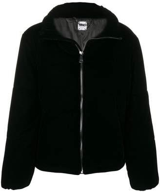 Liu Jo velvet puffer jacket