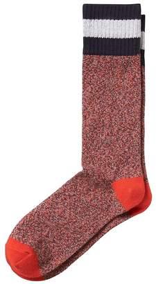 Banana Republic Stripe Cuff Sock