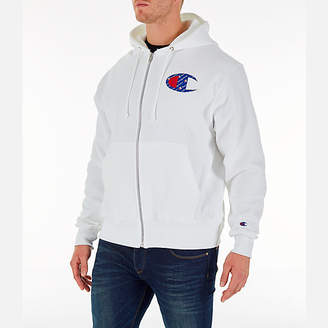 Champion Men's Reverse Weave Sublimated Full-Zip Hoodie