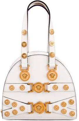 Versace 2018 Small Tribute Medallion Satchel