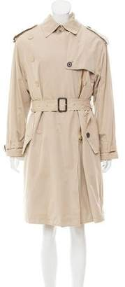 3.1 Phillip Lim Fur-Lined Trench Coat