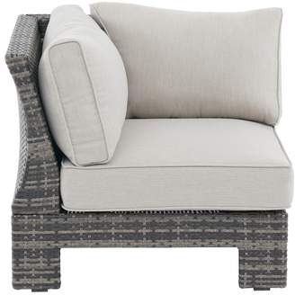 Lenox Madison Park Modular Sectional Patio Corner Chair