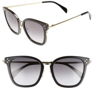 Celine Special Fit 54mm Sunglasses