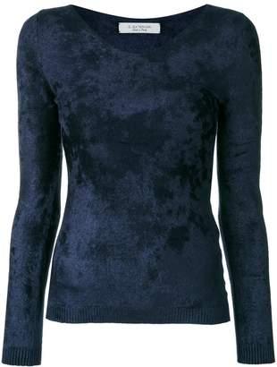 D-Exterior D.Exterior v-neck blouse