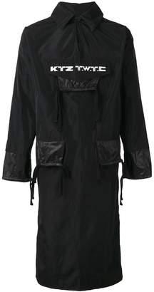 Kokon To Zai 'TWTC' elongated jacket