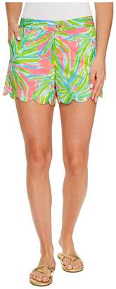 Lilly Pulitzer Buttercup Shorts Women's Shorts