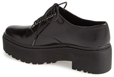 Jeffrey Campbell Jeffrey Campbell 'Baird' Platform Oxford (Women)
