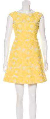 Tory Burch Sleeveless A-Line Dress