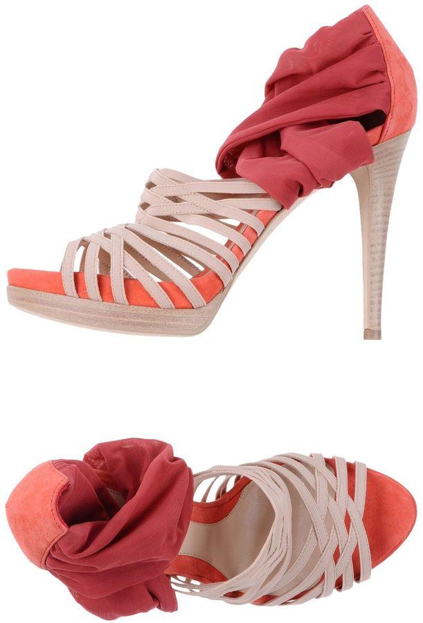 Fendi Platform sandals