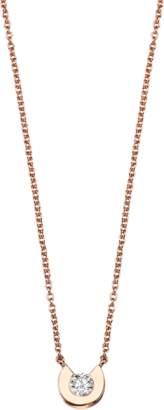 Chérut C Moi Small C Diamond Necklace
