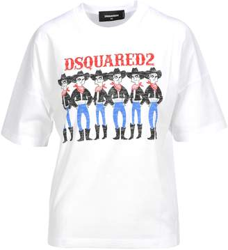 DSQUARED2 Tshirt Twins