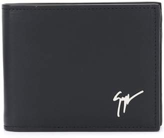 Giuseppe Zanotti Design folded wallet