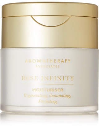 Aromatherapy Associates - Rose Infinity Moisturizer, 50ml - Colorless $185 thestylecure.com
