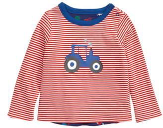 Boden Mini Reversible Logo T-Shirt