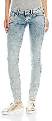 G-Star Raw Women's 3301 Low Rise Skinny Fit Jean in Tobin Superstretch $170 thestylecure.com