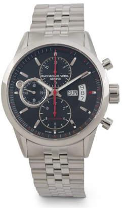 Men's Swiss Made Chrono Freelancer Bracelet Watch
