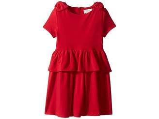 Kate Spade Kids Pepulum Waist Dress (Toddler/Little Kids)