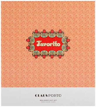 Claus Porto FAVORITO Hand Cream and Mini Soap Set