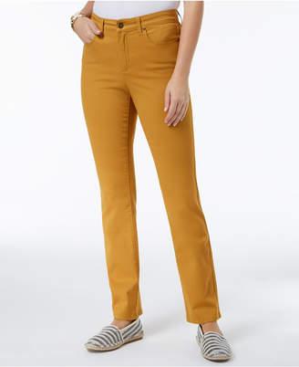 Charter Club Lexington Straight-Leg Jeans, Created for Macy's