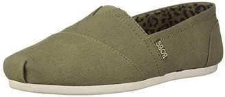 Skechers Women's Bobs Plush-Peace & Love Espadrilles