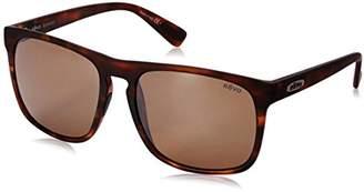 Revo Ryker RE 1035 02 BR Polarized Square Sunglasses